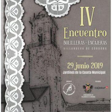 IV Encuentro de Bolilleras-Encajeras