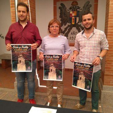 VI Concurso cartel anunciador Feria y Fiestas